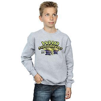 Disney jongens Toy Story die piepte? Sweatshirt