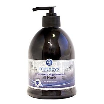 Mutneys All Black Shampoo 5L