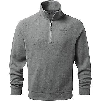 Craghoppers Mens Norton Half Zip Polyester Fleece Jacket Top