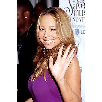 Mariah Carey At Arrivals For Vh1 Save The Music Foundation 10Th Anniversary Gala The Tent At Lincoln Center New York Ny September 20 2007 Photo By Rob RichEverett Collection Celebrity