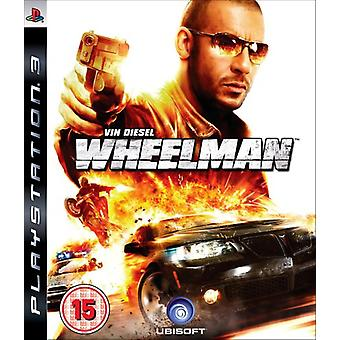 Wheelman (PS3) - Factory Sealed