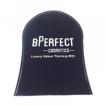 BPerfect Cosmetics Luxury Velour Tanning Mitt