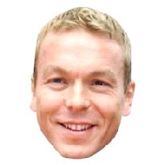 Chris Hoy Face Mask