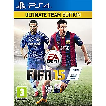 FIFA 15 Ultimate Team Edition (PS4) - New
