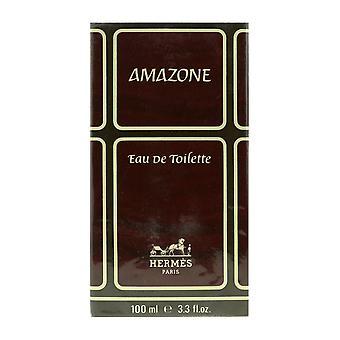 Hermes Amazone Eau De Toilette 3,3 Oz/100 ml In Box (Vintage)