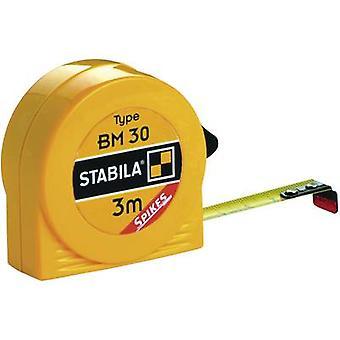 Stabila BM30 16452 meetlint 8 m staal