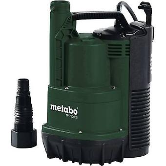 Metabo TP 7500 SI 0250750013 Submersible pump 7500 l/h 6.5 m