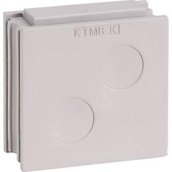 Pasacables Icotek KTMB K Terminal Ø (máx.) 18 mm elastómero gris 1 PC