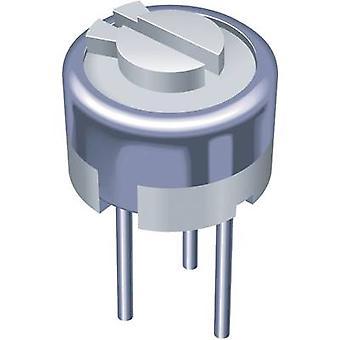 Bourns 3329H-1-103LF Trimming Potentiometer THT 3362P 0.5W Horizontal Adjustable length 10 kΩ 0.5 W ± 10 %