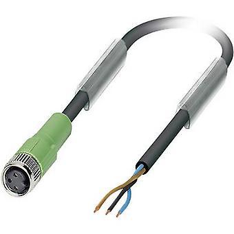 Phoenix Contact 1669628 SAC-3P-5,0-PUR/M 8FS Sensor-/ Reaktor-Kabel