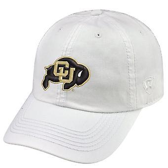 Colorado búfalos da NCAA TOW tripulação chapéu ajustável