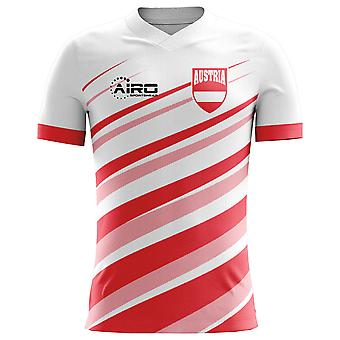 2020-2021 Austria Away Concept Football Shirt (Kids)