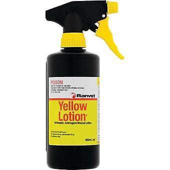 Gelbe Lotion 500ml