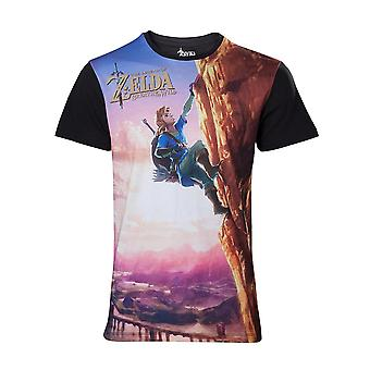 The Legend of Zelda All-Over T-Shirt Breath of the Wild