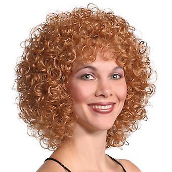 أزياء المرأة المتوسطة متموجة لوسي شعر مستعار