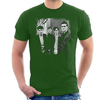 Smiths Salford pojat Club ampua katu ammuttu 1985 t-paidat
