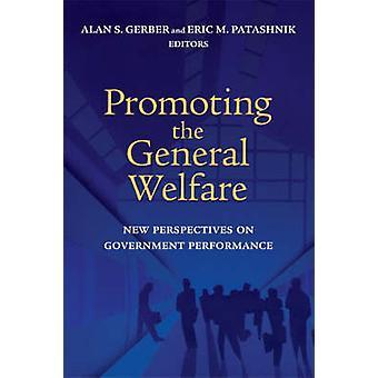 Förderung der allgemeinen Wohlfahrt - neue Perspektiven auf die Regierung durchführen