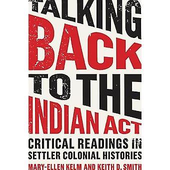 Respondendo ao acto indiano - leituras críticas em colono Colonial