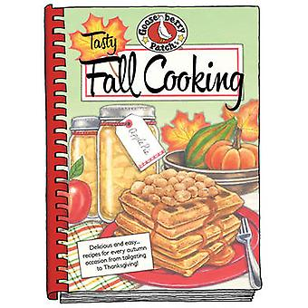 Tasty Fall Cooking by Gooseberry Patch - 9781620932377 Book