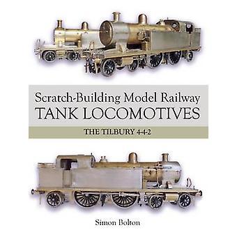 Zéro-bâtiment modèle chemin de fer réservoir Locomotives - la Tilbury 4-4-2 par