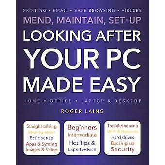 Söker efter din PC Made Easy (ny upplaga) av Roger Laing - 978178