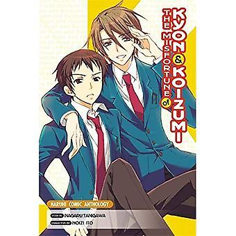 La sfortuna di Kyon e Koizumi: Haruhi Comic Anthology