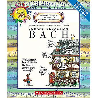 Johann Sebastian Bach (seconda edizione) (familiarizz conare più grandi compositori del mondo)