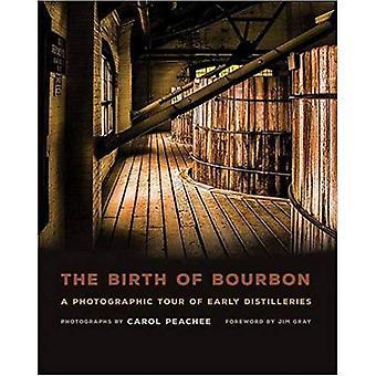 La nascita di Borbone: un Tour fotografico delle prime distillerie