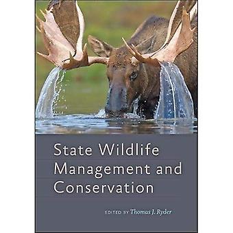 Statlige dyreliv forvaltning