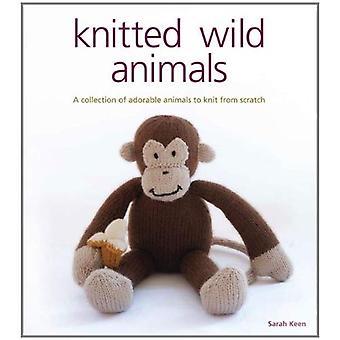 Knitted Wild Animals