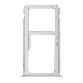 Sølv SIM Card brett til Huawei mate 8 | iParts4u