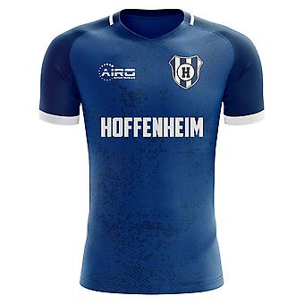 2020-2021 Hoffenheim Home Concept Football Shirt - Womens