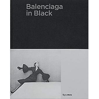 Balenciaga i sort: sort arbejde