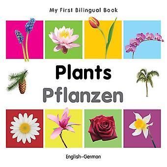 Mijn eerste tweetalige boek - planten - Engels-Spaans (mijn eerste tweetalige boek) [Board boek]