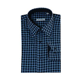 Monti blue shirt Country