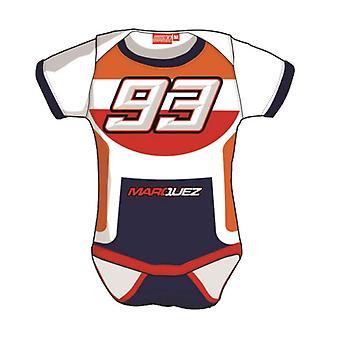 Marc Marquez Baby Replica Racing Suit Bodysuit | Multi | 2019