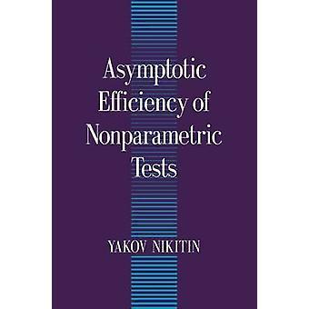 الكفاءة غير القياسية للاختبارات غير البارامترية من قبل نيكيتين وياكوف أستاذ ورئيس القسم وجامعة ولاية سانت بطرسبرغ