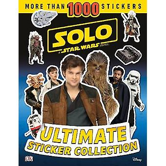 Solo A Star Wars Story Ultimate Sticker Collection by Solo A Star War