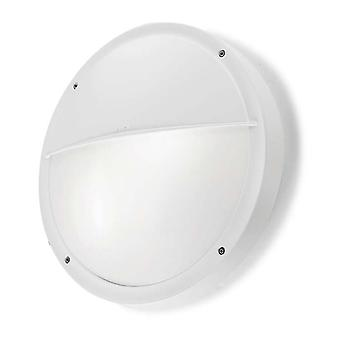 Opaal wit LED buiten Wall Light - Leds-C4 05-9677-14-CL
