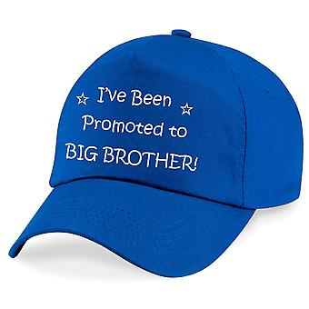 Kids I've Been Promoted To Big Brother Baseball Cap