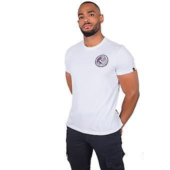Alpha Industries férfi T-shirt Apollo 15