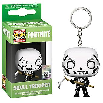 Fortnite Skulltrooper Pocket Pop! Keychain