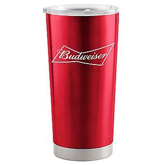 Budweiser 20oz Metal copo Tumbler