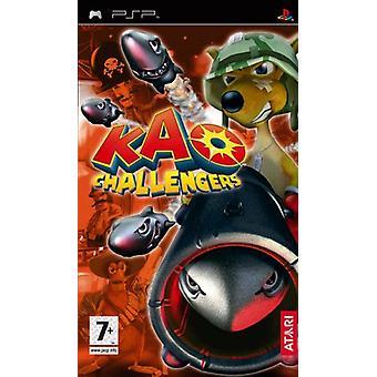 Kao Challengers (PSP) - New