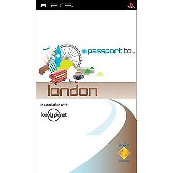 Passeport pour Londres (PSP) - Nouveau