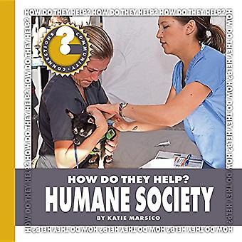 Humane Society (Community Connections: How Do They Help?)