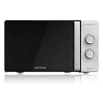 Microwave with Gril Cecotec ProClean 4110 23 L 700W Silver Black