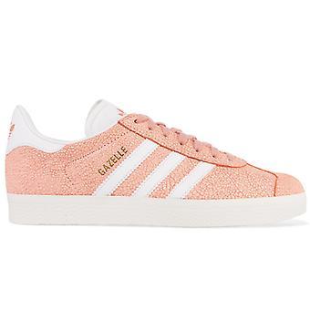 Gazelle Clear Orange Sneakers