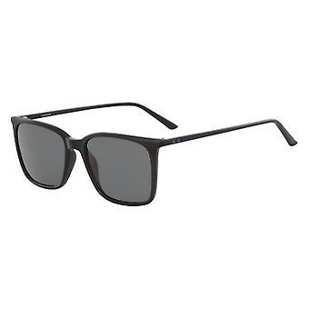 カルバン クライン CK18534S 001 ブラック/グレー サングラス