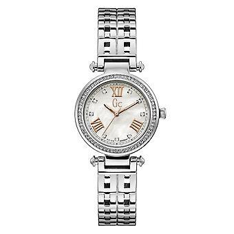 Gc Y47002L1MF Primechic Silver Tone Wristwatch